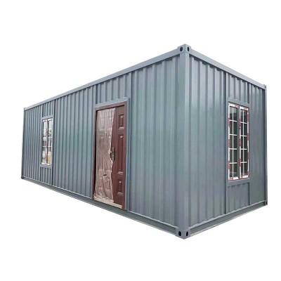 PREFAB контейнер House кымбат модулдук үй