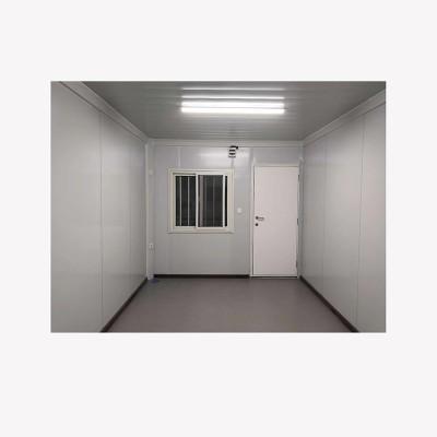 κινητών κτιρίων από χάλυβα φθηνά δοχείο έτοιμο σπίτι με αρθρωτή τουαλέτες