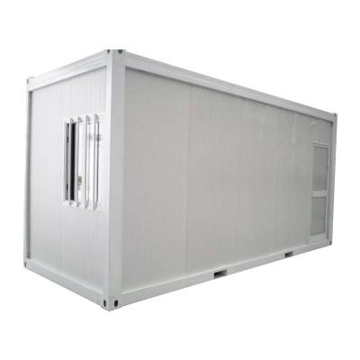 Ocelový rám budování panelového domu rozšiřitelnou Shipping Container dům